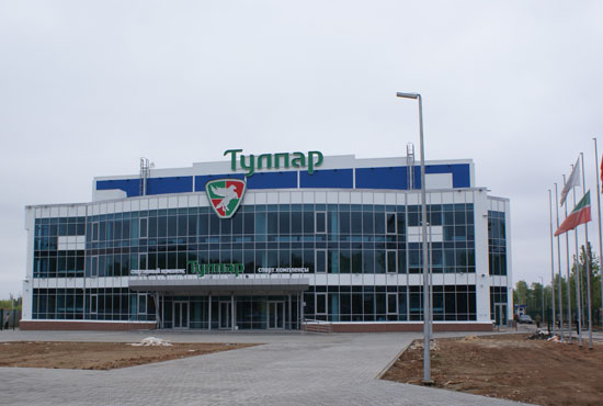 В спортивном комплексе кгау тулпар